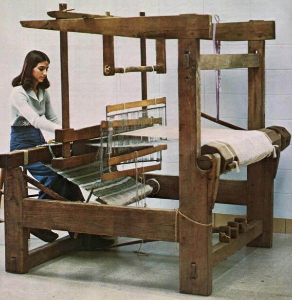 Rug Loom And Weaving Looms