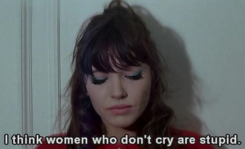 Une femme est une femme!! Adorrrreee this film! @Carrie Mcknelly Mcknelly Burge, have you seen this one??