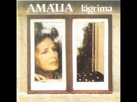 """Lagrima"" Amalia Rodrigues"