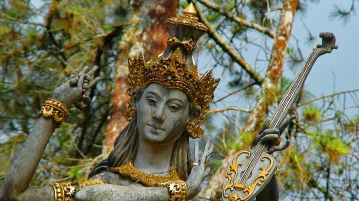 sarasvati shrine