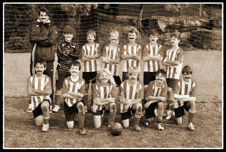 Early days at Northbridge FC.