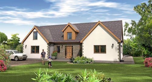 Custom Kit Homes Design And Planning Services In The North Of Scotland