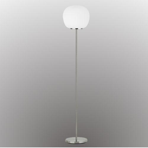 Lampada da terra moderna ideale per dare un tocco di design ad ogni ambiente della tua casa.  Adatta ad illuminare angoli bui della casa o utilizzata come lampada da lettura.   Glob è una lampada con un'ottima diffusione di luce.