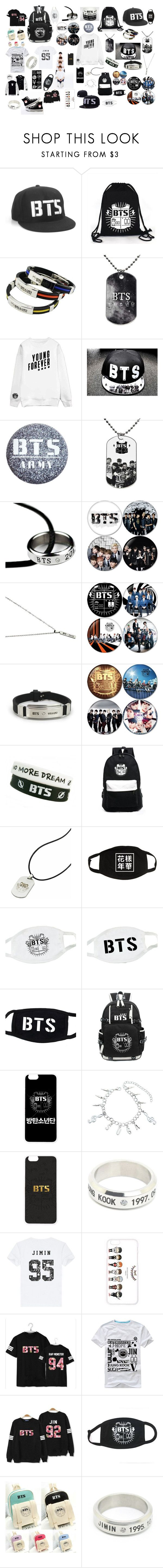 """Lo que toda Army quiere de BTS.."" by daniela-perez-iv ❤ liked on Polyvore featuring beauty and LØMO"