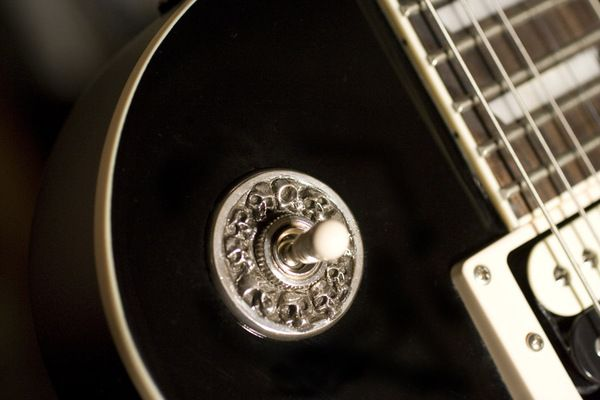 Skull Guitar Collection by Silver Luthier