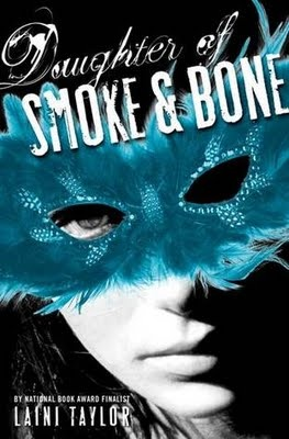 Daughter of Smoke and Bone Beautiful language, compelling fantasy