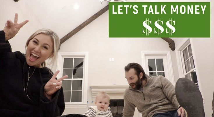 Let's Talk Money – Budgeting, Saving, and Sharing