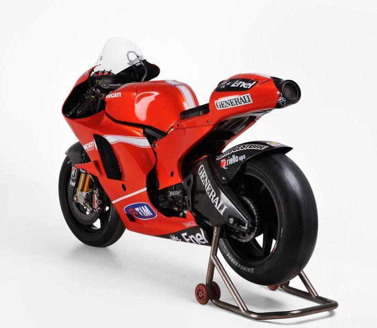 Ducati Moto GP . Bella!!!