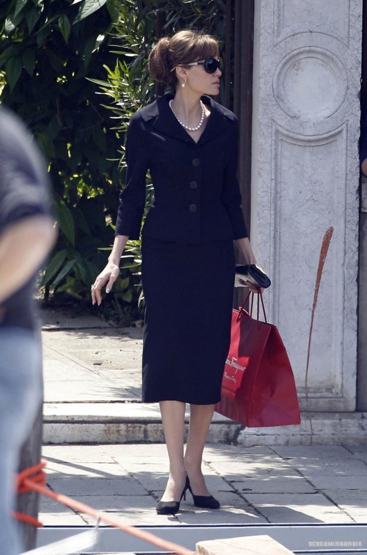 Angelina Jolie ' The Tourist ' Photo