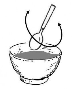 Recette illustrée : le gâteau au yaourt en images