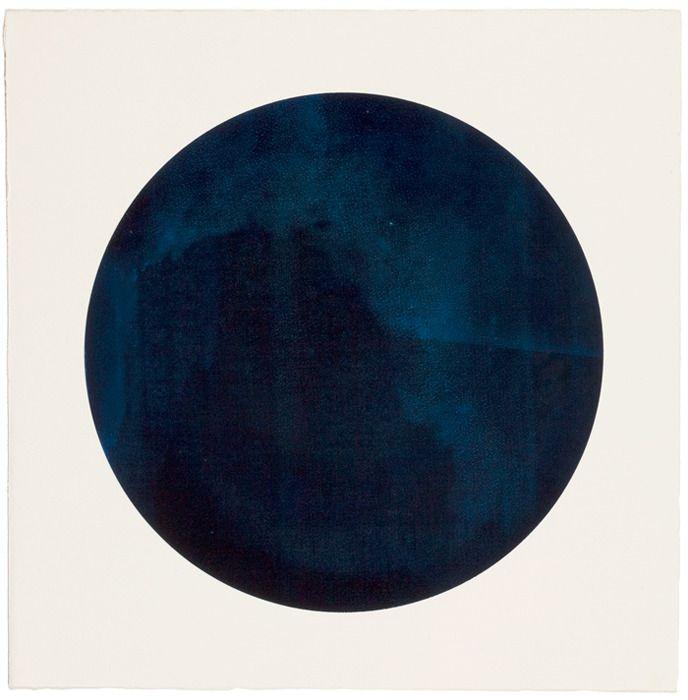 Yann BagotConstellations, série de monotypes sérigraphies, formats divers, 2008.