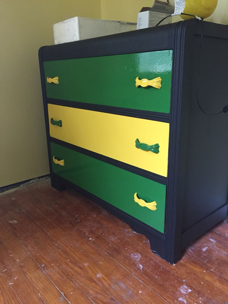 John Deere dresser make over
