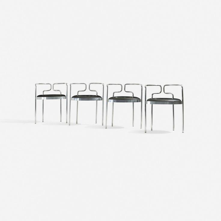 armchairs model 9230 (1967 - 1986) By Henning Larsen For Fritz Hansen