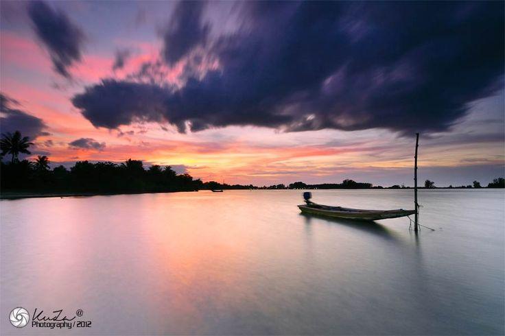 The Boat by Ku Za on 500px
