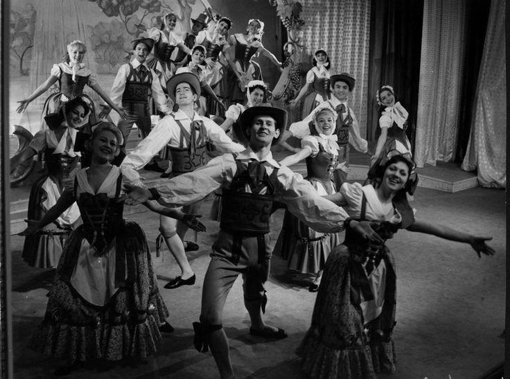 Ptasznik z Tyrolu / fot. archiwum Teatru Muzycznego w Łodzi