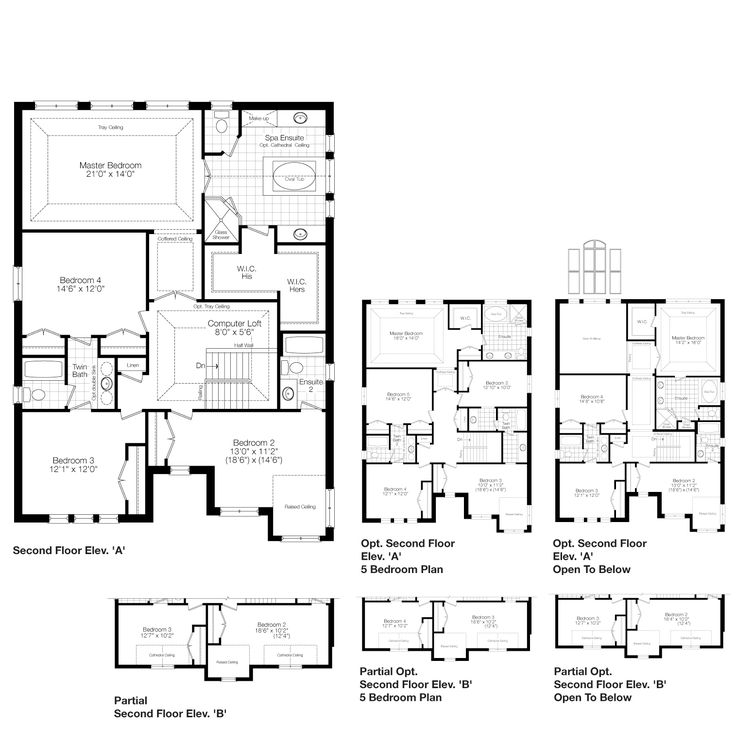 Bungalow Homes For Sale In Brampton: 17 Best Images About House Blueprints On Pinterest
