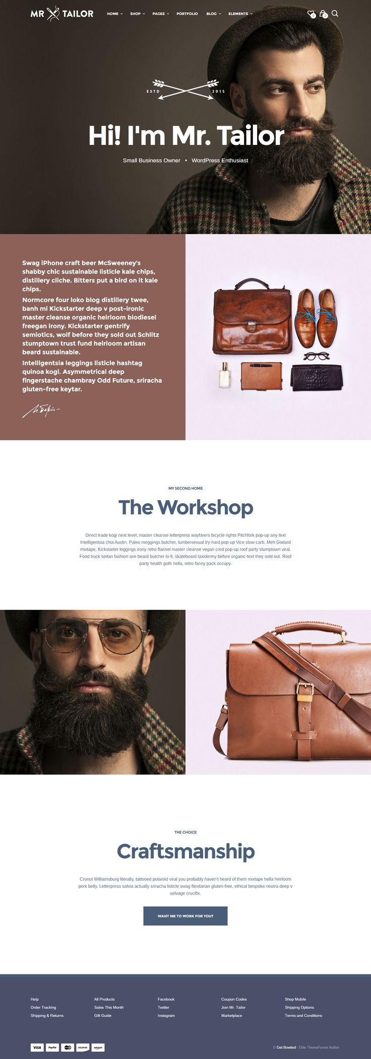 Mr Tailor v 2.0 is live, ready to rock your WordPress eCommerce world!  http://themeforest.net/item/mr-tailor-responsive-woocommerce-theme/7292110  #wordpress #webdesign #clean #minimalist #ecommerce #wordpressthemes #hipster #design #coolwebsites