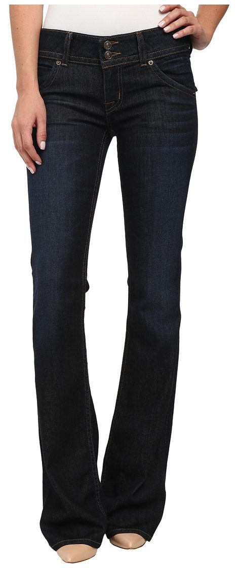 Hudson Signature Bootcut Jeans in Firefly (Firefly) Women's Jeans - Hudson, Signature Bootcut Jeans in Firefly, W170DXA-FIRE, Apparel Bottom Jeans, Jeans, Bottom, Apparel, Clothes Clothing, Gift - Outfit Ideas And Street Style 2017