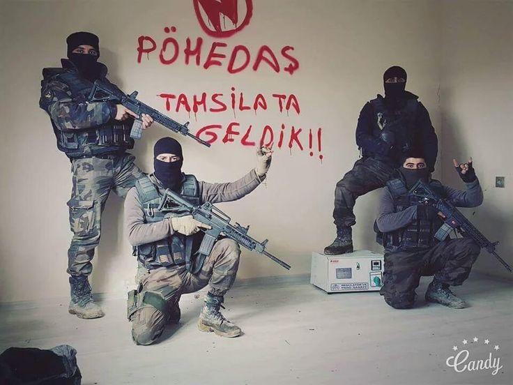 Polis Özel Harekat Elektrik Dağıtım Anonim Şirketi.