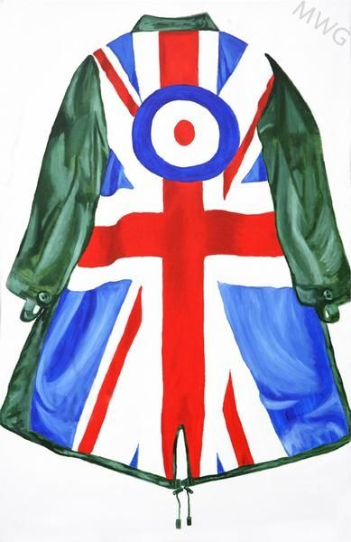 mod parka pictures - Google Search