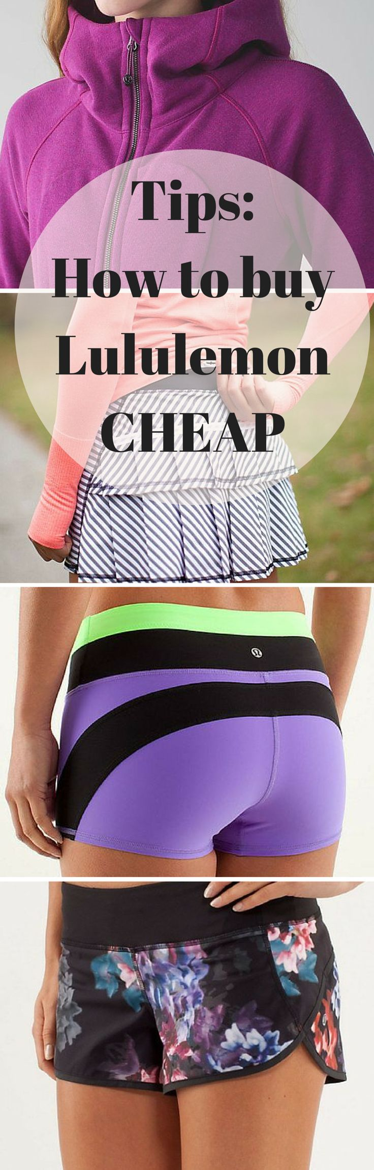 Lululemon Sale HAPPENING NOW! Buy all workout clothes at up to 70% off retail prices! Click image to install the free Poshmark app now.