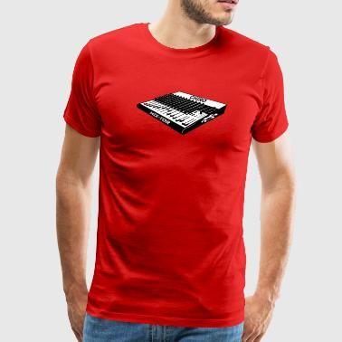 Chiropractic DJ ReMix Mix Tor - Men's Premium T-Shirt