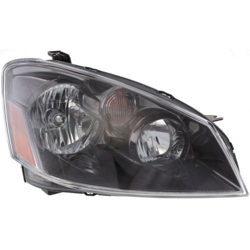 2006 Nissan Altima Head Light RH, Assembly, Hid, With Hid Kit, SE-R Model