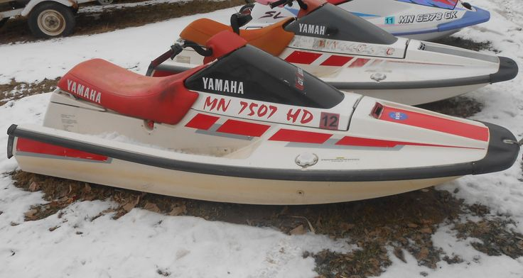 1998 Yamaha Jetski in RoLo's Garage Sale in Cambridge , MN for $600. Needs a battery. Otherwise runs good. Call with questions[Phone Number removed]