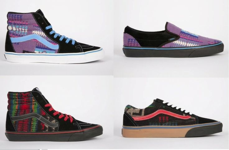 Gathering of Nations Exclusive Vans. I want these soooo bad!!