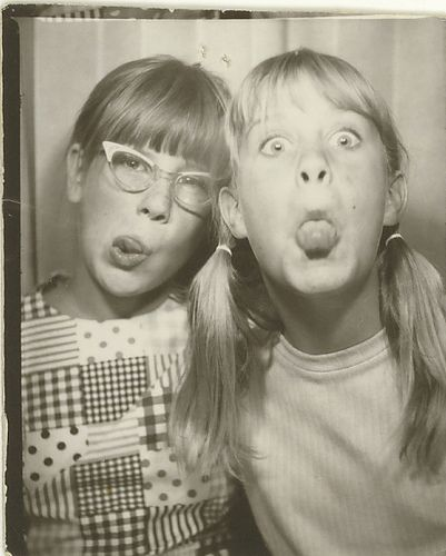 Photo Booth, 1960s .