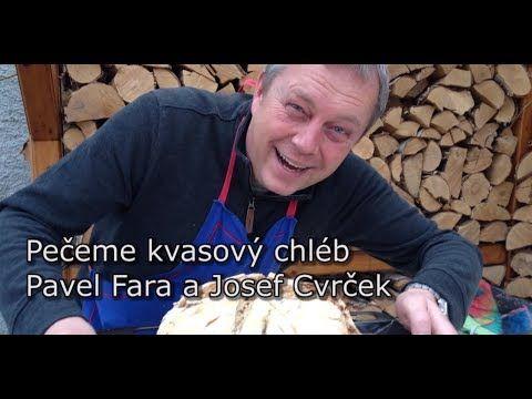 Návod na pečení chleba - YouTube