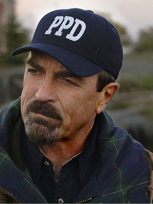 Oh, Mr. Selleck ... damn! If only all older men looked like this!! Tom Selleck, male actor, beard, cap, portrait, celeb, famous, photo