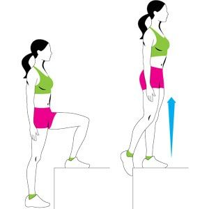 Lean Leg Exercises with no Equipment