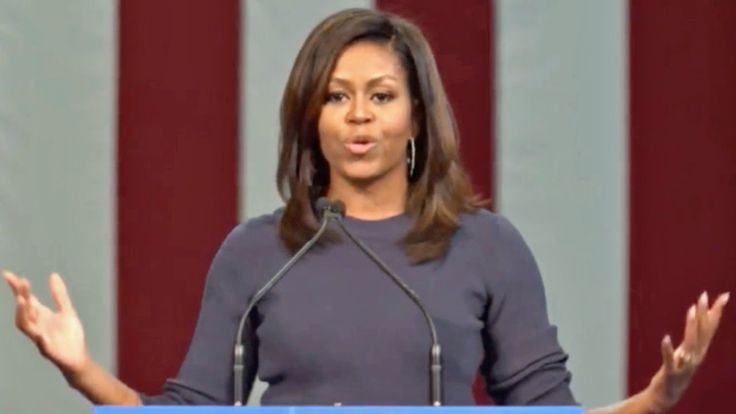 Michelle Obama's EPIC Speech On Trump's Sexual Behavior (FULL | HD)