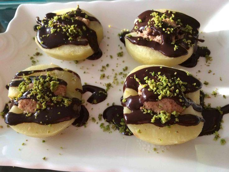 Elmalı Diyet Tatlı Tarifi Nasıl Yapılır? Elmalı Diyet Tatlı Tarifi'nin detaylı anlatımı için fotoğrafa tıklayın.Diyet tatlı tarifleri,diyet yemek tarifleri.