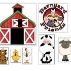 FREE The farm animal activity pack includes four activities:1.Farm animal file folder game to enhance visual discrimination and recognition.  2.Farm...