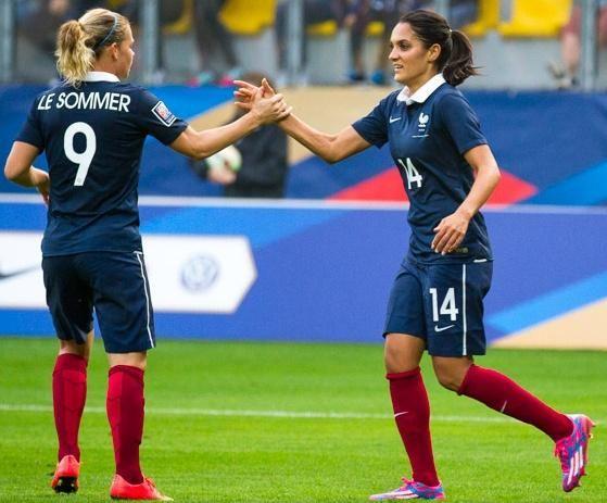 Twitter Women's Soccer