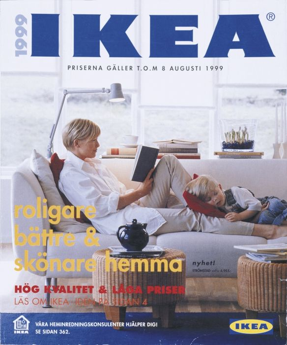ikea catalogue catalog cover beautiful homes flyers indoor coverage