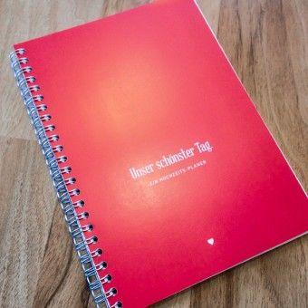"""ACD DESIGN.BÜRO / Hochzeit-Planer """"Planung, Tipps + Checklisten"""""""