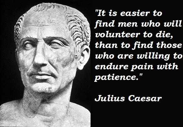 blues! Julius Caesar Quotes