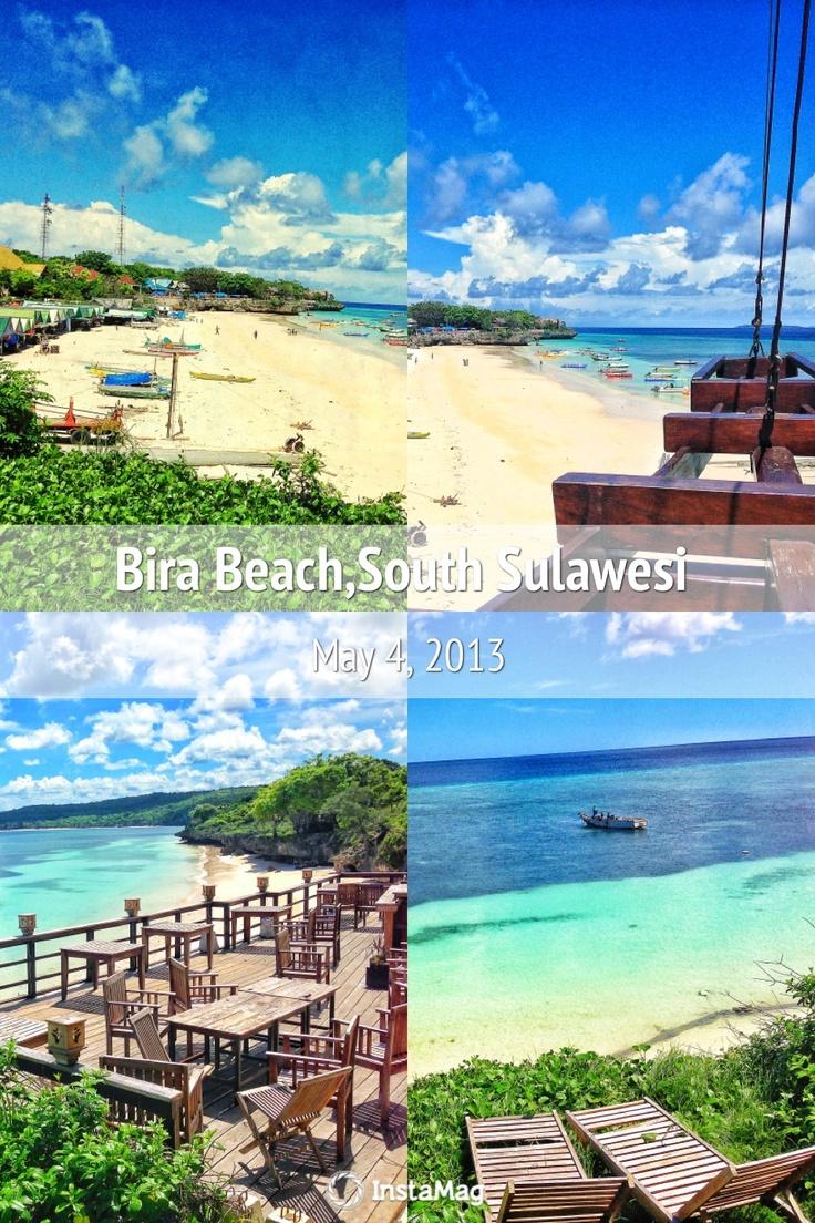 Bira beach South Sulawesi