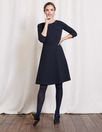 Curve & Flare Dress WW113 Smart Day  at Boden