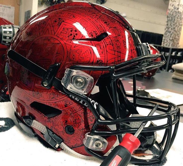 San Diego State Aztecs College Football helmet SDSU