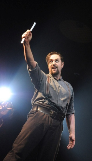 Michael Ball as Sweeney Todd