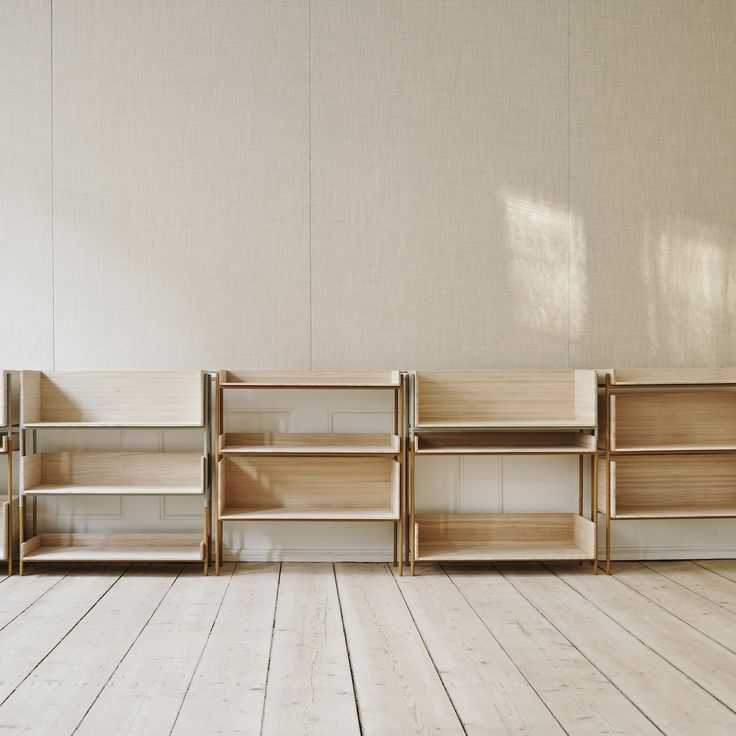 haus® is official stockist of all Skagerak furniture. Vivlio Shelf System is a flexible shelving unit that both showcases and conceals.