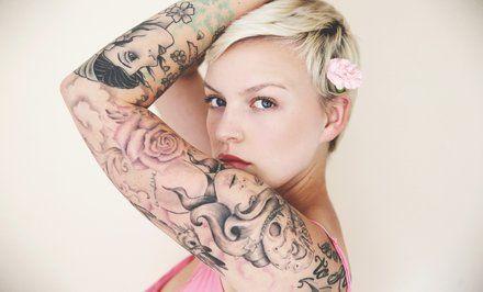 Tattoo Value Vouchers