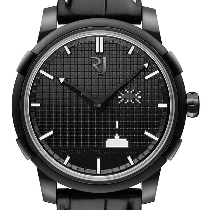 Romain Jerome Space Invaders Ultimate Edition Watch For Sale Online Only   watch releases
