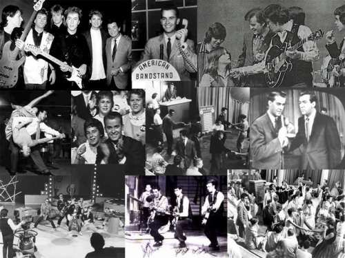 A lot of us grew up watching American Bandstand! Description from pinterest.com. I searched for this on bing.com/images