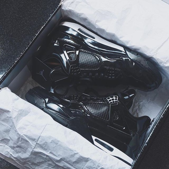 Patent leather vibe ⚫️ 📷 By @bimoprwdhk #JustUnboxed