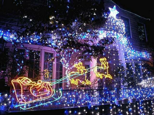 799 best xmas outside lights images on pinterest holiday lights outdoor christmas and xmas lights - Teardrop Christmas Lights